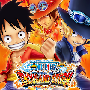 ONE PIECE THOUSAND STORM APK Cracked Download