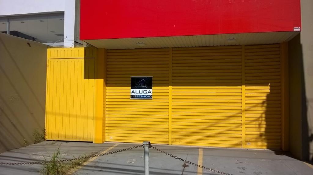 [Salão comercial para locação, Rua do Retiro, Jundiaí.]