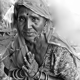 by Doug Hilson - Black & White Portraits & People