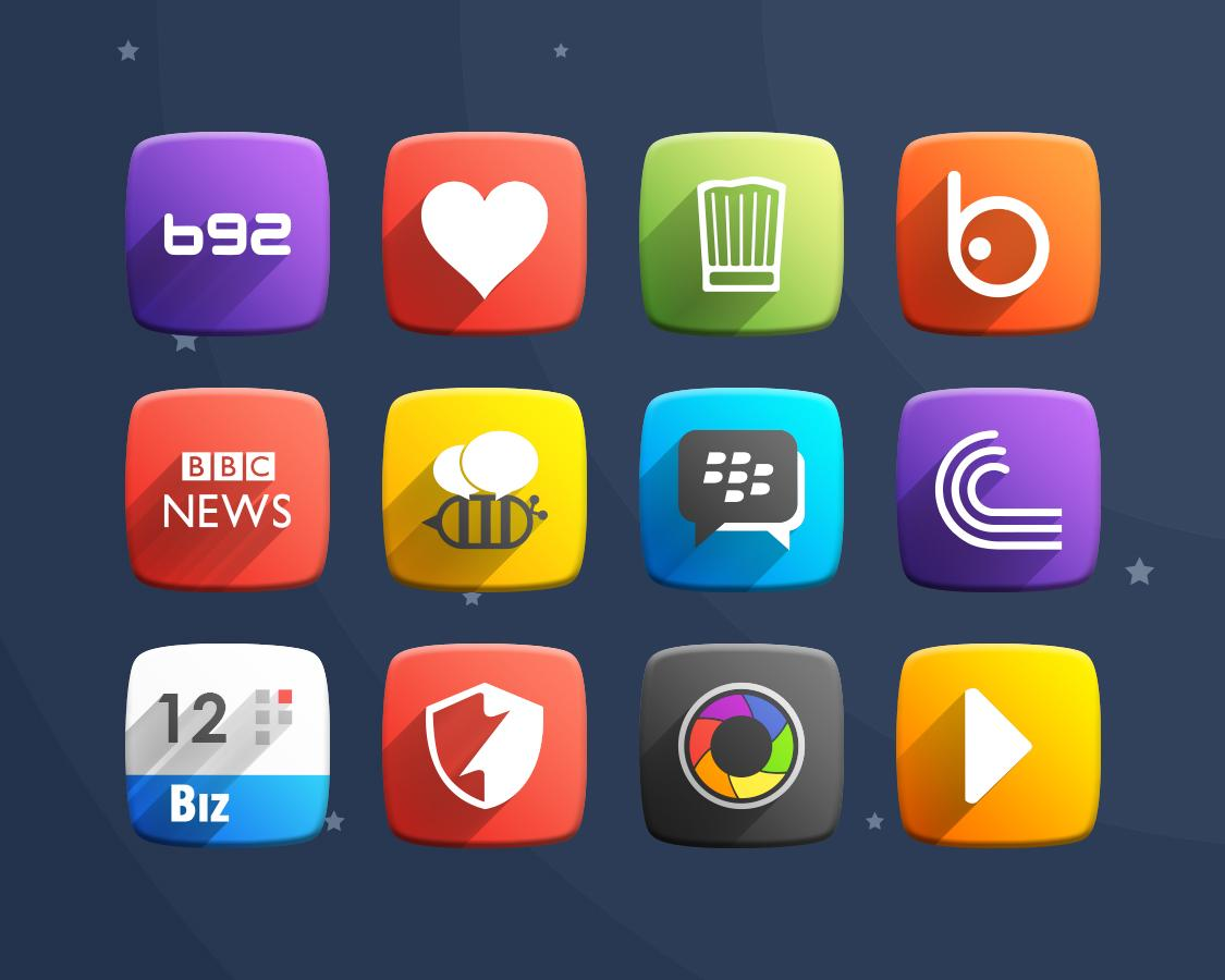 Space Z Icon Pack Theme Screenshot 5