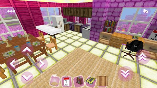 Game Girls Craft: My Adventure APK for Windows Phone