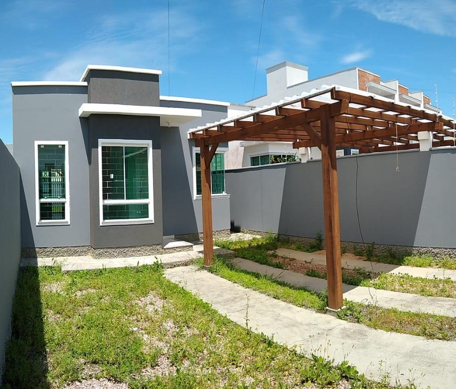 Casa com 2 dormitórios à venda, 65 m² por R$ 250.000,00 - Mata Atlântica - Tijucas/SC