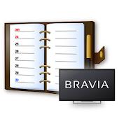 Jorte Calendar for BRAVIA