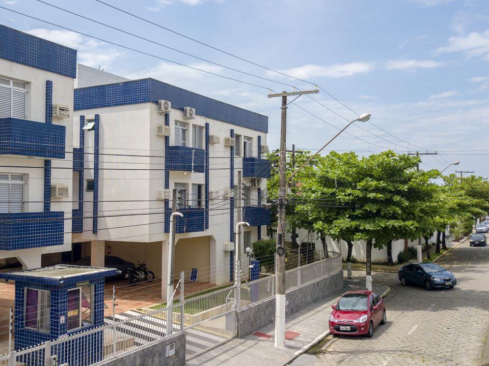 Apartamento com 2 dormitórios à venda por R$ 310.000 - Balneário Guarujá - Guarujá/SP