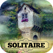 Game Hidden Solitaire: Happy Place APK for Kindle