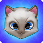 Cat Flat Icon