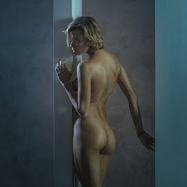 Hard and soft by Dmitry Laudin - Nudes & Boudoir Artistic Nude ( studio, model, nude, girl, beautiful )