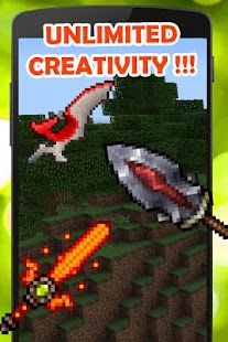 Free Mod Maker for Minecraft PE APK