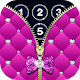 i-diamond zipper screen lock APK