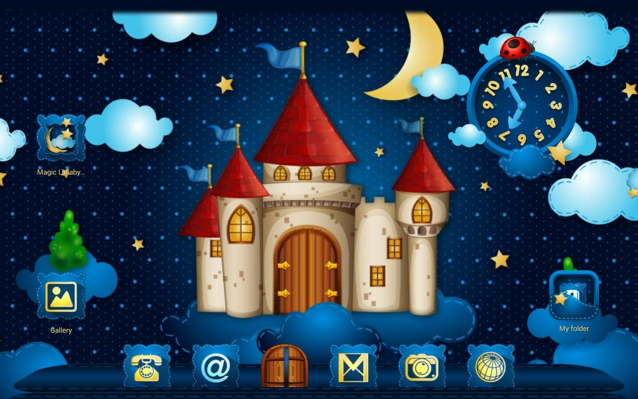 TSF NEXT MAGIC LULLABY THEME Screenshot 9