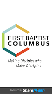 FIRST BAPTIST COLUMBUS - screenshot