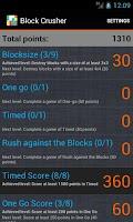 Screenshot of Block Crusher
