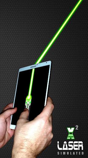 Laser Pointer X2 Simulator screenshot 9