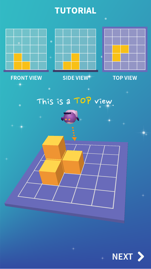Roll The Cubes - Brain Puzzle Screenshot 2
