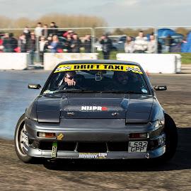 S13 Drift by Mike Newland - Sports & Fitness Motorsports ( car, s13, drift, ca18 )