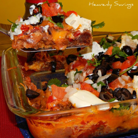 Celebrate Dia del Nino with a Taco Supreme Casserole!