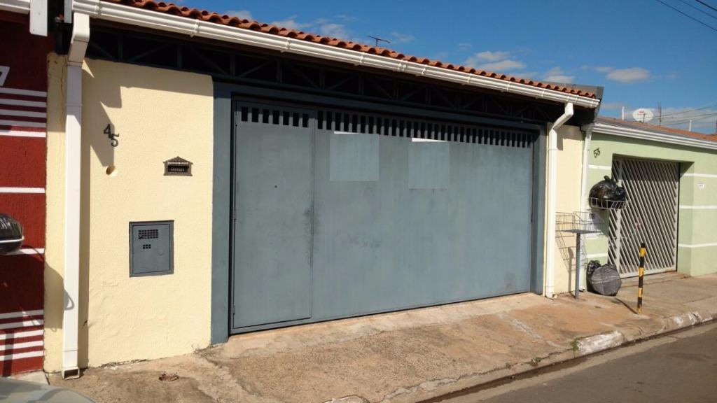 Casa residencial à venda, Conjunto Habitacional Vila Réggio,...