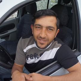 Driver by Luboš Zámiš - People Portraits of Men