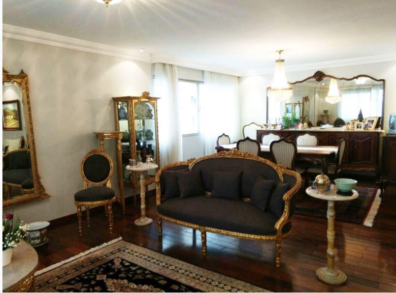 Apartamento residencial à venda, Jardim Paulista, São Paulo.
