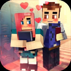 High School Crush Craft: Love Story & Dress Up Sim Online PC (Windows / MAC)