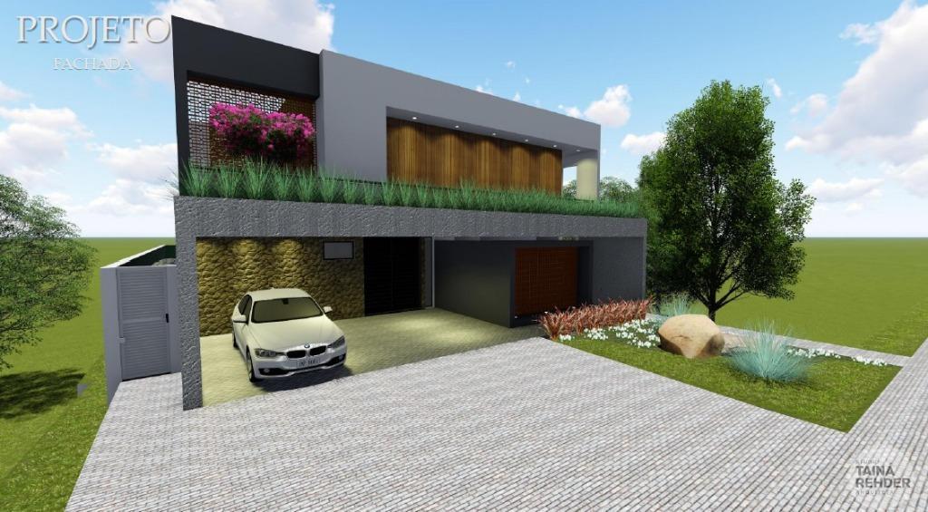Casa com 3 dormitórios à venda por R$ 1.940.000 - Alphaville Nova Esplanada III - Votorantim/SP