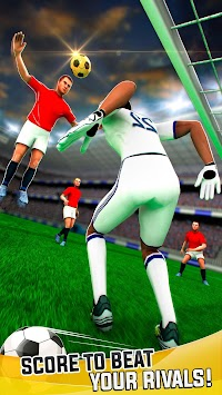 Manchester Devils Soccer - Football Goal Shooting APK screenshot thumbnail 9