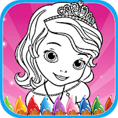 Free Download Princess Coloring for Girls APK for Samsung