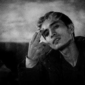 Smooker Style by Aditya Nugraha - People Portraits of Men ( smooker, men )
