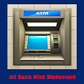 All bank mini statement APK for iPhone