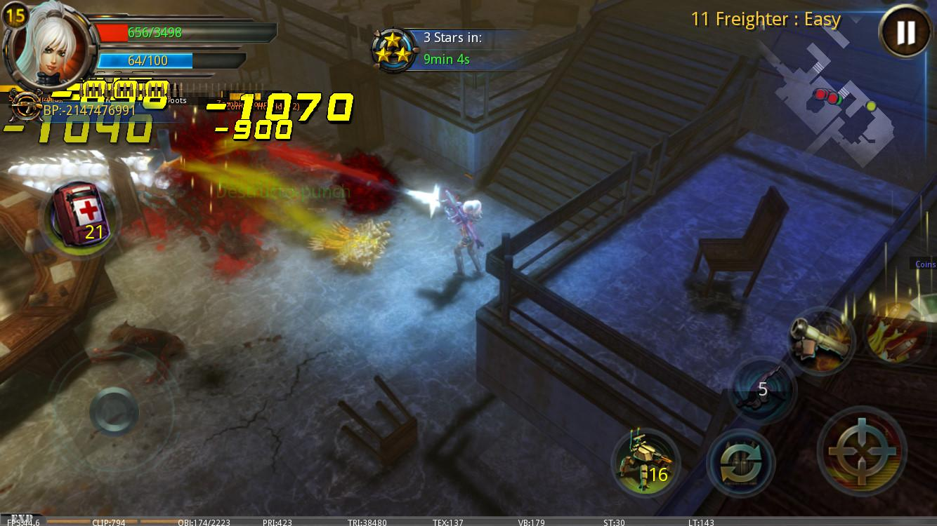 Broken Dawn II Screenshot 3