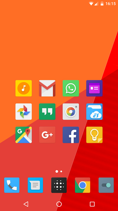 Melon UI Icon Pack Screenshot 0