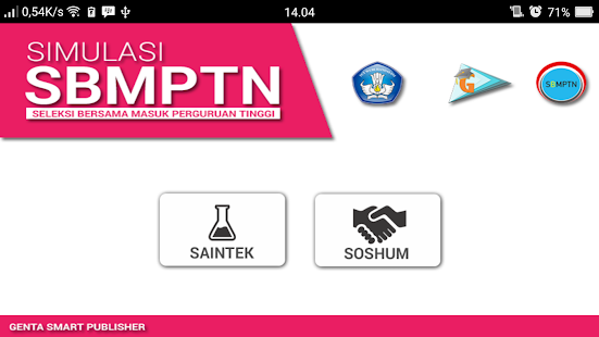 Download Simulasi Sbmptn Apk On Pc Download Android Apk Games Amp Apps On Pc