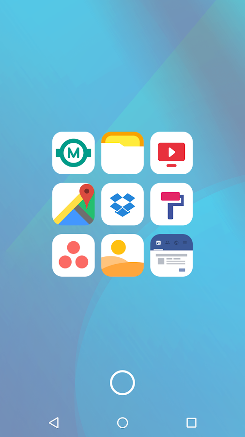 Lihtor - Icon Pack Screenshot 4