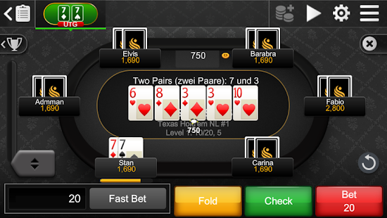 Swiss Casinos Poker- screenshot thumbnail