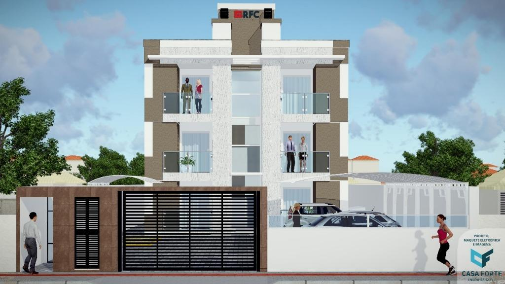 Apartamento residencial à venda, Mata Atlântica, Tijucas.