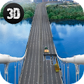 Bridge Builder - Crane Driver APK for Bluestacks