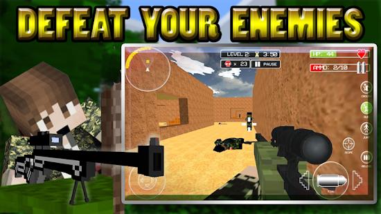 Game Hide N Seek: Survival Craft APK for Kindle