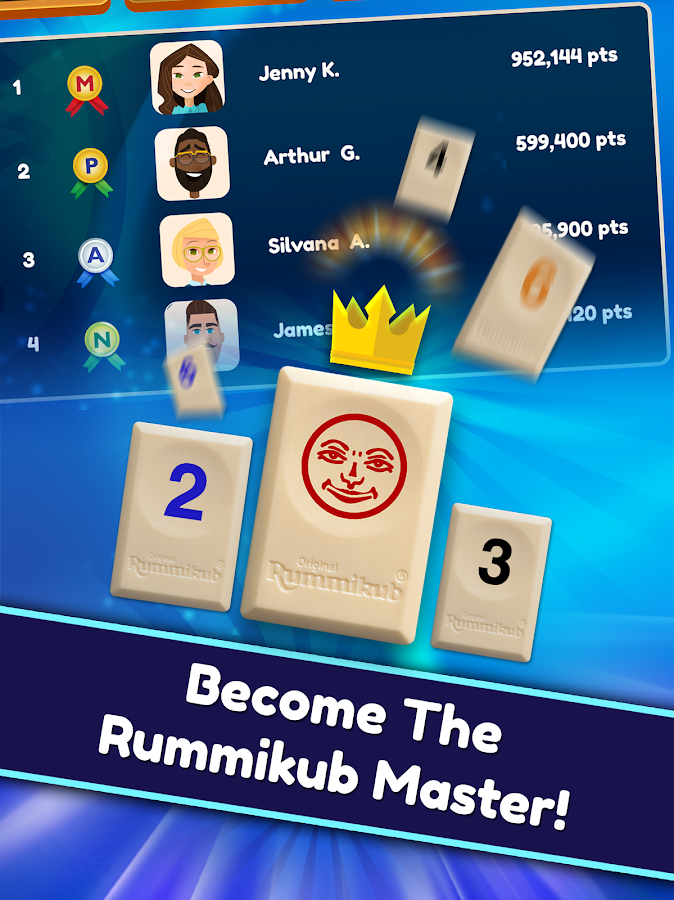 Rummikub Screenshot 3