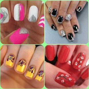 Nail Polish Designs Screenshot Thumbnail