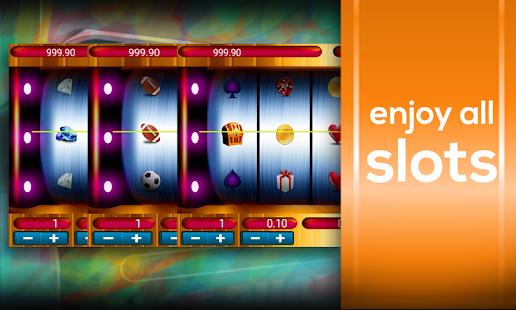 Slots game for blackberry