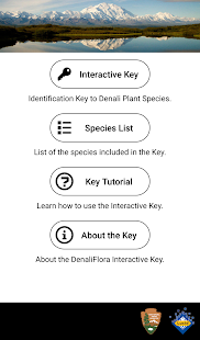 DenaliFlora Interactive Key - screenshot