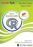 Data Analysis Using R Training by mnc experts in Bhubaneswar