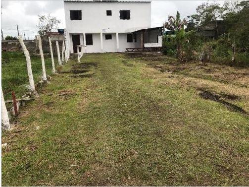 Casa com 2 dormitórios à venda, 80 m² por R$ 75.000 - Balneário Gaivota - Itanhaém/SP