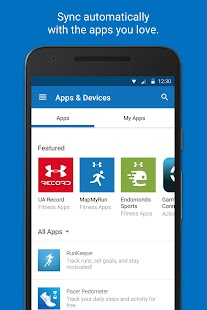 App Calorie Counter - MyFitnessPal APK for Windows Phone