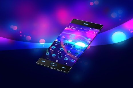 Neon 2 | HD Wallpapers - Theme APK for iPhone