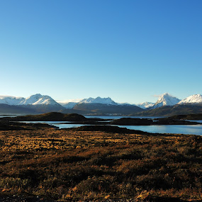 At the World's End by My 1st Impressions - Landscapes Travel ( argentina, andes, ushuaia, patagonia, tierra del fuego )