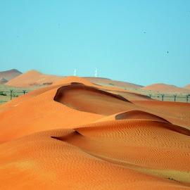 Desert by Julious Cristo - Landscapes Deserts ( desert, landscape )