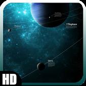 Solar System Pack 3 Wallpaper APK for Bluestacks