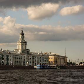 Saint-Petersburg (Russia) by Elena Lashneva - City,  Street & Park  Historic Districts