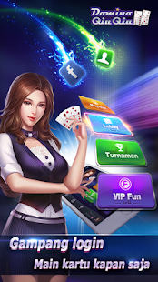 Game Domino QiuQiu 99(KiuKiu)-Top qq game online APK for Windows Phone